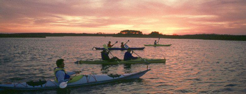 Single Kayak Rentals Outer Banks Kitty Hawk Kites