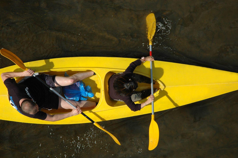 Tandem Kayak Rentals Outer Banks Kitty Hawk Kites